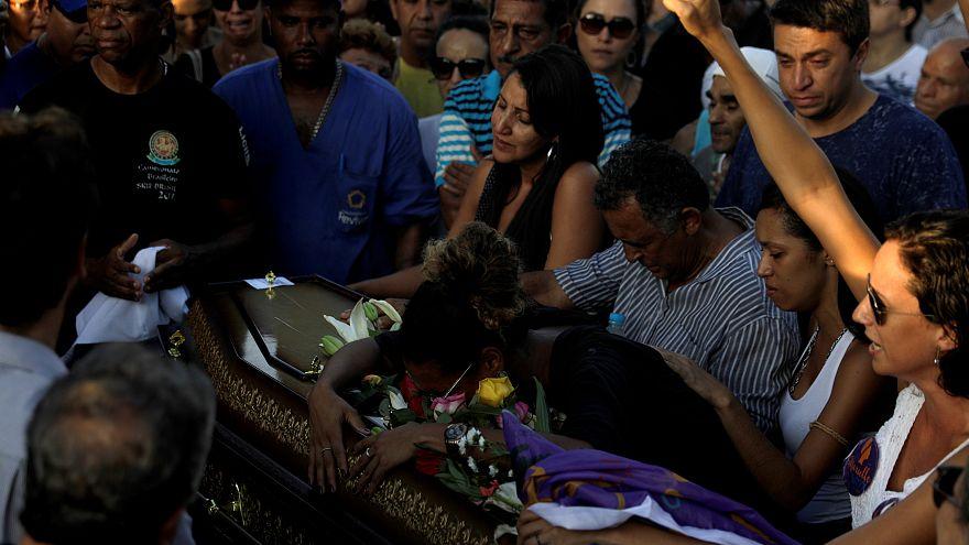 Brasile: migliaia in strada a Rio per ricordare Marielle Franco