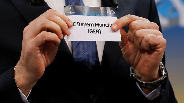 Fussball: FC Bayern München trifft im CL-Viertelfinale auf FC Sevilla