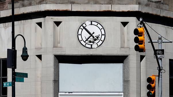 «Επέστρεψε» στη Νέα Υόρκη ο Banksy;