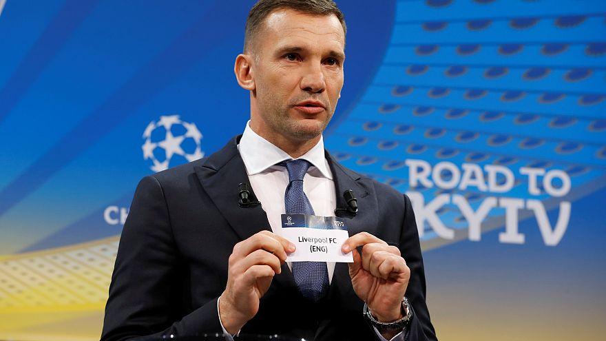 دوري أبطال أوروبا: برشلونة يواجه روما والريال أمام بايرن