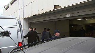 Grecia vuelve a rechazar la extradición de ocho militares turcos
