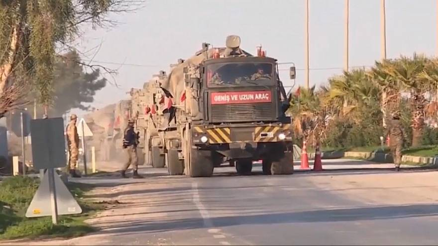 Assedio turco di Afrin: almeno 12 civili uccisi