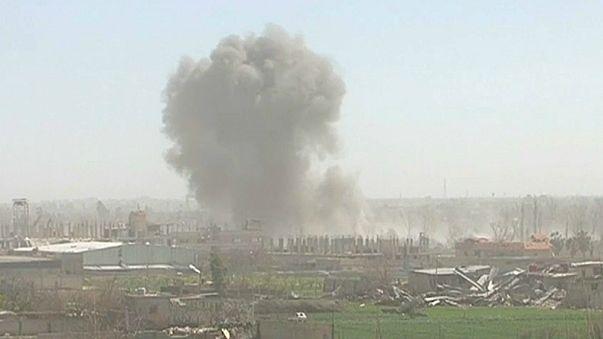 Mais de 40 civis mortos em ataques aéreos em Ghouta oriental