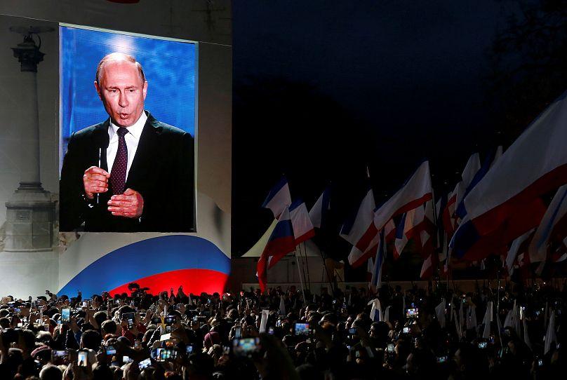 Russia: si delinea il trionfo di Putin