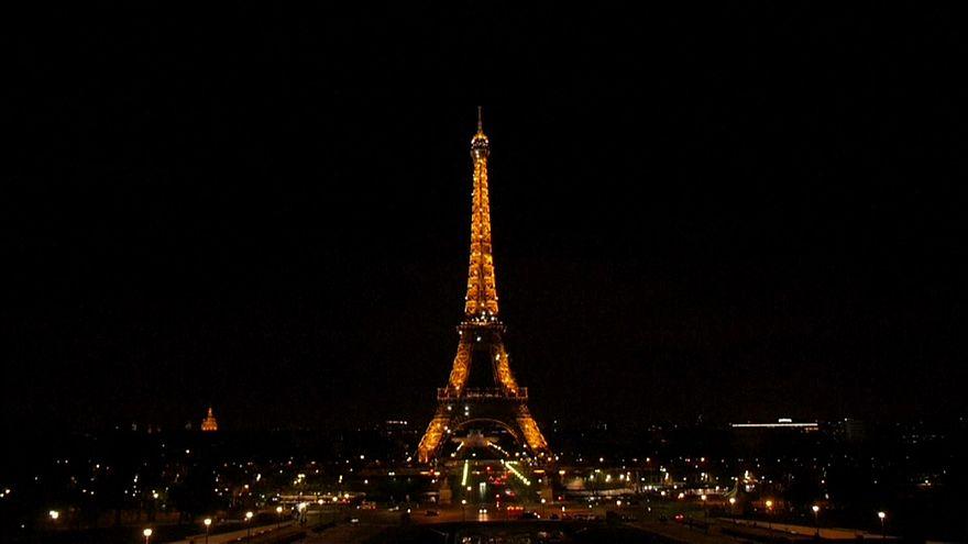 Versenyfutás az Eiffel-toronyban