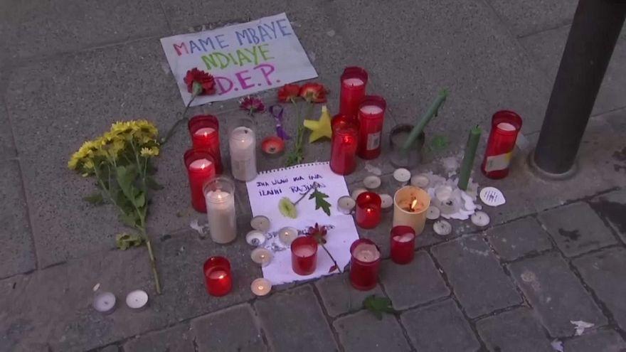 Lavapiés: ¿El fallecido era o no un mantero perseguido por la policía?