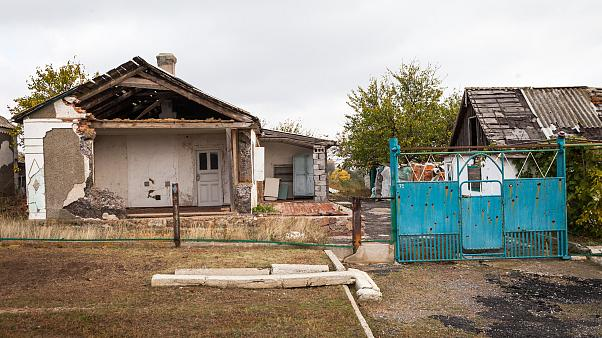 Hranitne, Donetsk oblast, Ukraine