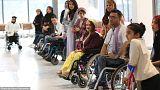 فشن شو معلولان در تهران؛ طراحی ۵۰ مدل لباس برای بیش از ۱۵ نوع معلولیت