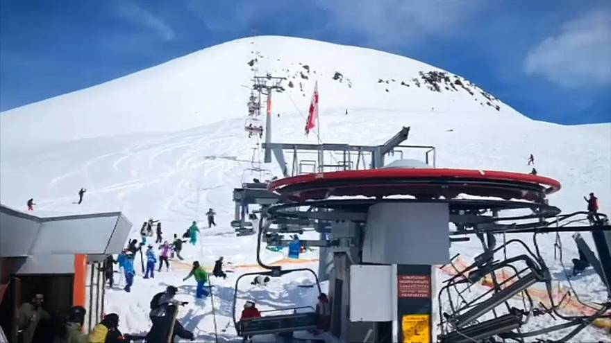 منتجع تزلج في جورجيا