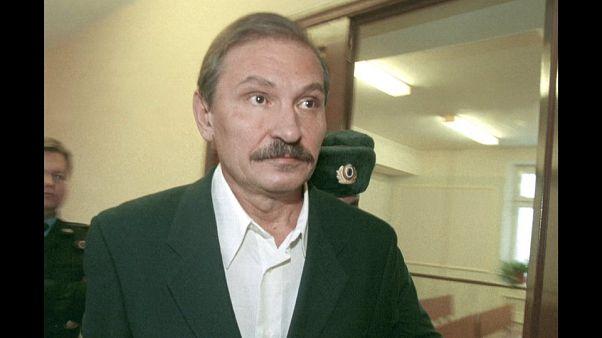 UK police say Russian Nikolai Glushkov was murdered