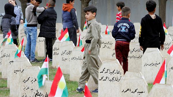 Halabja massacre: 30 years since Kurds were gassed by Saddam