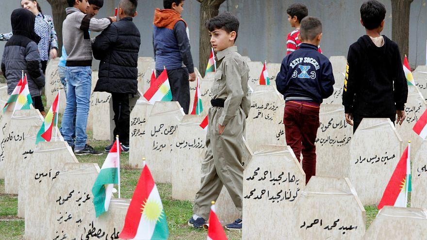 Halabja massacre: 30 years since Kurds were gassed by Saddam