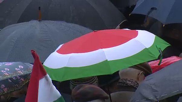 A kampány vette át az ünnep helyét március 15-én