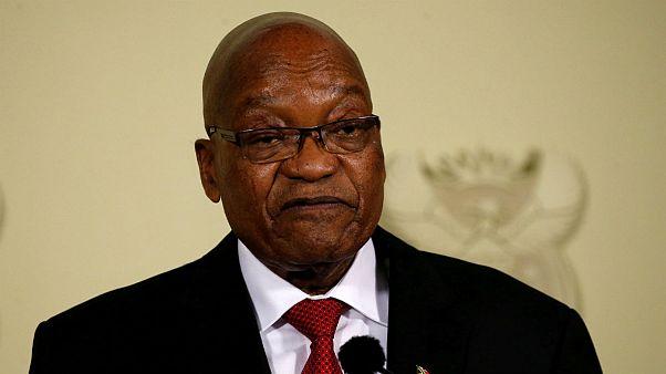 Megvádolták a volt dél-afrikai elnököt