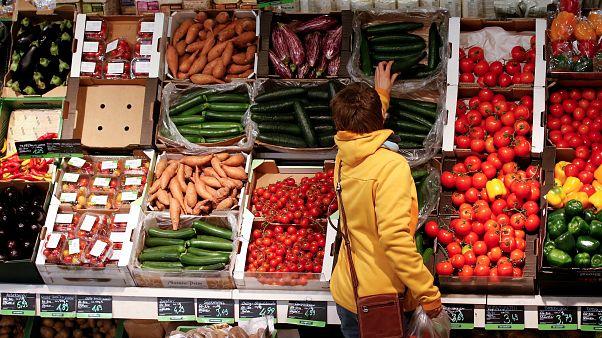 L'inflation revue à la baisse en zone euro