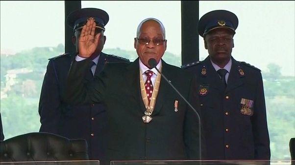 Korruptionsvorwürfe gegen Jacob Zuma