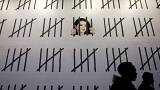 La última obra de Banksy pide la liberación de una artista kurda