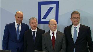 Deutsche Bank in crisi ma quadruplica i bonus