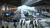Франции грозит трехмесячная забастовка путейцев