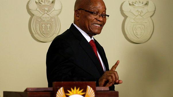 Ν. Αφρική: Νέες δικαστικές περιπέτειες για τον Τζέικομπ Ζούμα