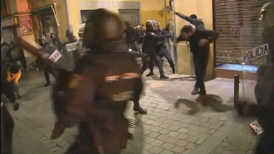 Madrid : heurts violents suite au décès d'un Sénégalais