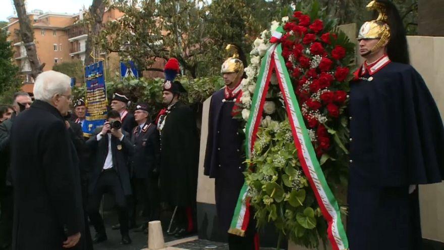 40 ans après, l'Italie rend hommage à Aldo Moro