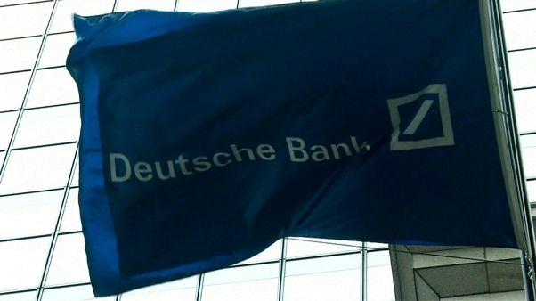 Bónus do Deutsche Bank voltam a aumentar em 2017
