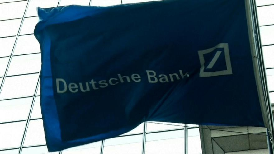 Bónus do Deutsche Bank voltam a aumentar em 2017