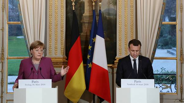 Francia y Alemania secundan al Reino Unido en el caso Skripal