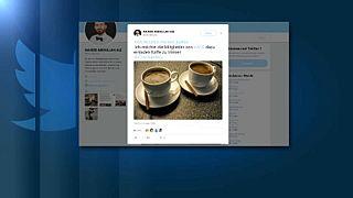 Kahvenizi bile biz ödüyoruz diyen AfD'ye Suriyelilerden yanıt