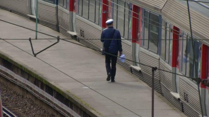 Huelga de trenes en Francia por la reforma de la SNCF