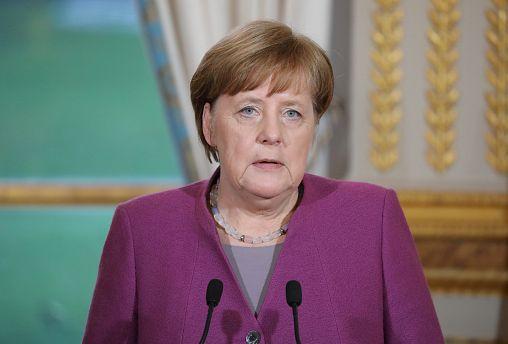 Almanya Başbakanı Merkel: İslam ve Müslümanlar Almanya'ya ait