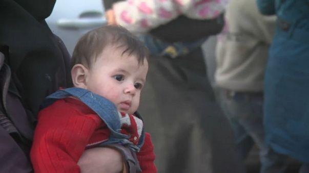 El régimen sirio anuncia avances en Guta Oriental