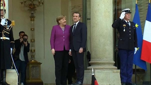 German Chancellor stops short of directly blaming Russia for spy poisoning