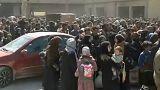 ارتش سوریه ۷۰ درصد غوطه شرقی را گرفت