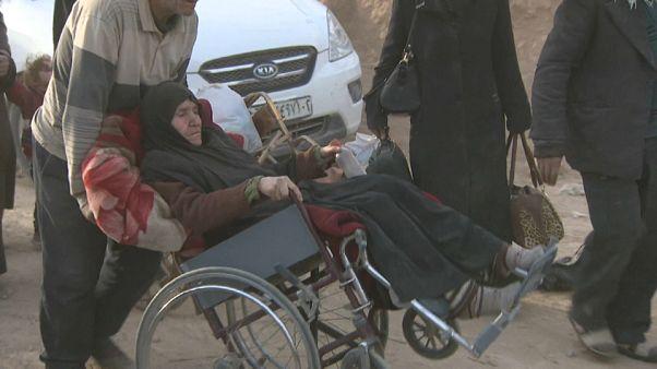 Ghouta: Regime sírio desafia grupos armados a depor as armas