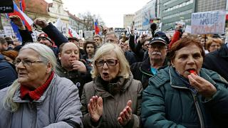 La contestation se poursuit en Slovaquie