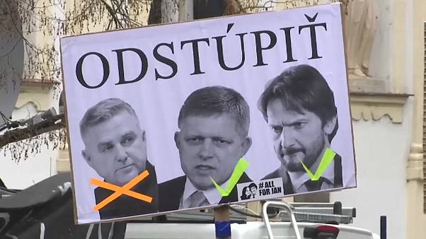 Slovakya'da gazeteci cinayeti sonrası erken seçim sesleri