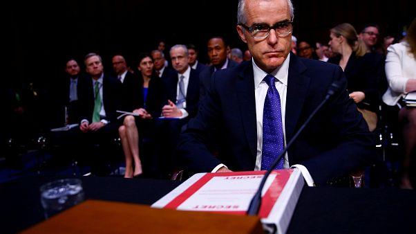 Russiagate: licenziato l'ex vice direttore dell'Fbi