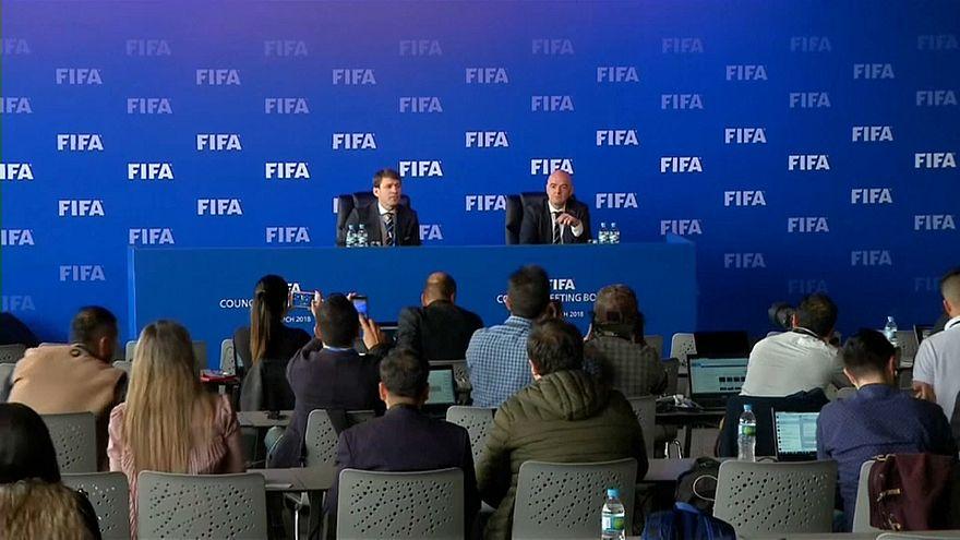 Confirmada utilização de vídeo-árbitro no Mundial da Rússia