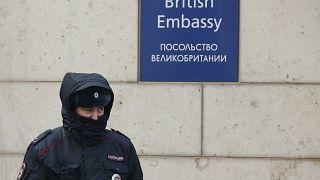 Η Ρωσία θα απελάσει 23 Βρετανούς διπλωμάτες