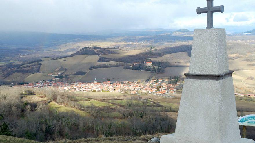 Saint Sandoux köyü