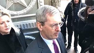 Россия объявила персонами нон-грата 23 британских дипломата