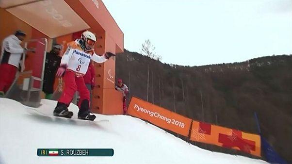 حضور نخستین ورزشکار زن ایرانی در پارالمپیک زمستانی