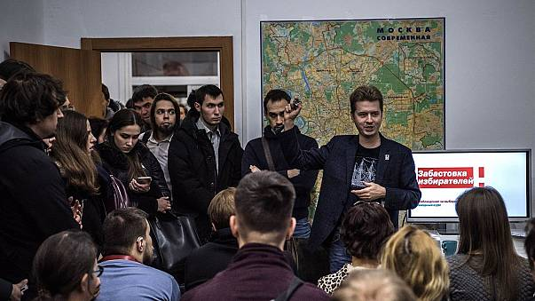 Lawyer Alexander Pomazuev explains the duties of election observers