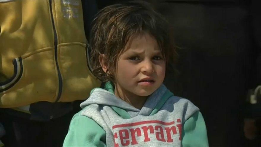 UNICEF denuncia la alarmante situación de los niños en Siria