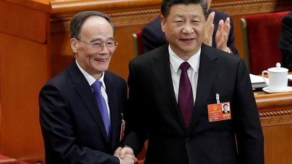 Επανεξελέγη πρόεδρος της Κίνας ο Σι Τζινπίνγκ