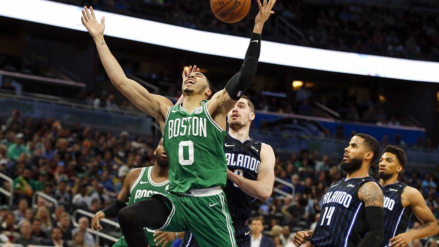 NBA: Boston Celtics triunfam em Orlando