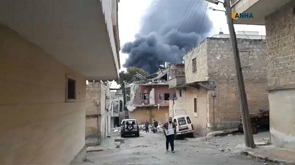 Afrin: esercito turco nega attacco all'ospedale