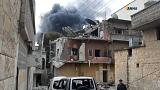 Turkey denies hitting Afrin hospital killing 16 people